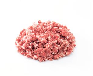 豚肉 ミンチの写真素材 [FYI01595042]