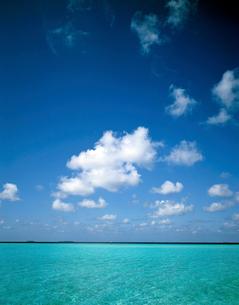 海と空 の写真素材 [FYI01595489]
