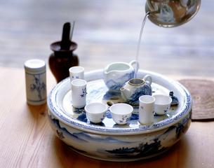 中国茶の写真素材 [FYI01595559]