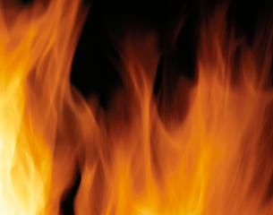 炎の写真素材 [FYI01595560]