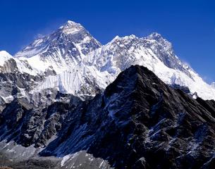 エベレストの写真素材 [FYI01595713]