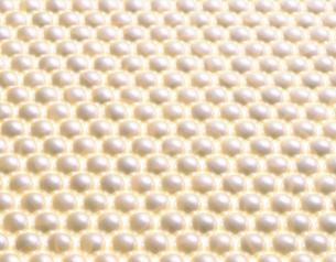 イミテーション真珠の写真素材 [FYI01595719]