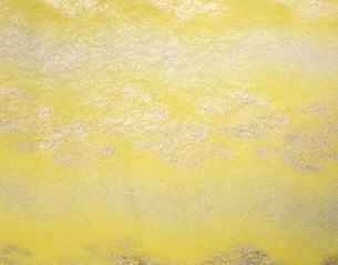 若草色雲ぼかしの和紙の写真素材 [FYI01595723]