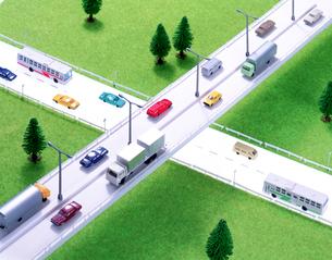 道路イメージの写真素材 [FYI01595907]