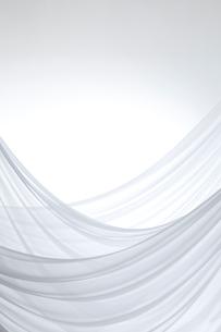 布のドレープの写真素材 [FYI01596036]
