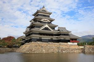 松本城の写真素材 [FYI01596177]