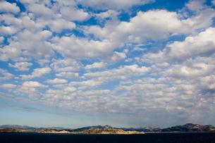 南フランスの空の写真素材 [FYI01596942]