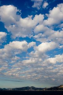 南フランスの空の写真素材 [FYI01597457]