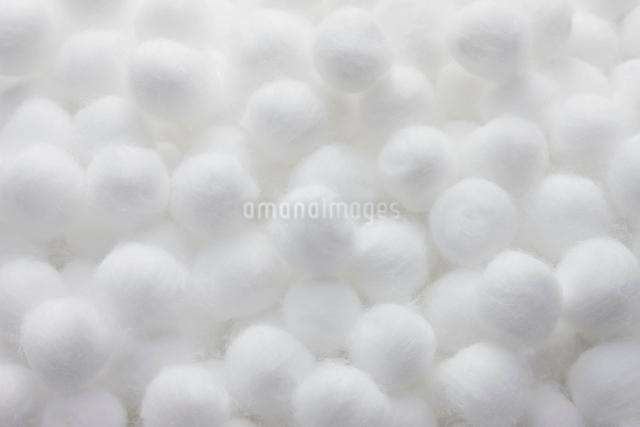 コットン球の写真素材 [FYI01599307]