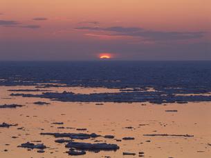 流氷の写真素材 [FYI01599859]
