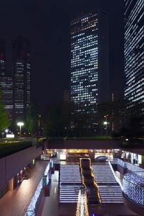 イルミネーション,新宿の写真素材 [FYI01599961]