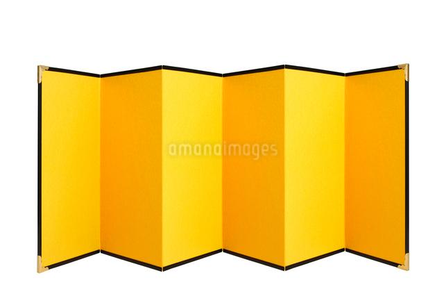 金屏風の写真素材 [FYI01600621]