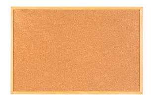 コルクボードの写真素材 [FYI01600766]