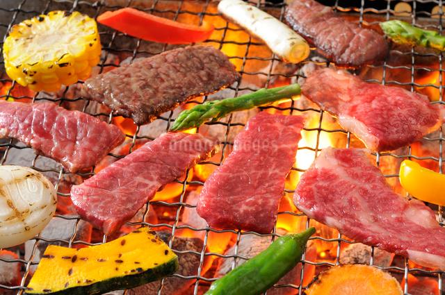 焼肉の写真素材 [FYI01600890]