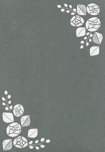 バラの花のフレームのイラスト素材 [FYI01600908]