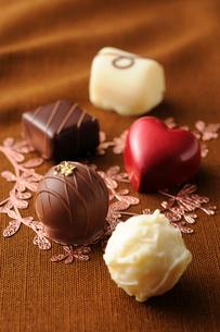 チョコレートの写真素材 [FYI01600972]