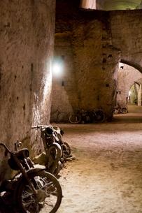 ナポリの地下古代都市の写真素材 [FYI01601554]