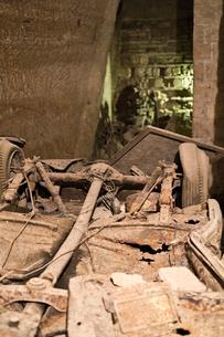 ナポリの地下古代都市の写真素材 [FYI01601574]