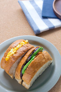 サンドイッチの写真素材 [FYI01601686]