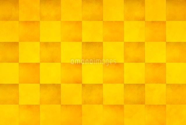 金屏風風背景イメージのイラスト素材 [FYI01601710]
