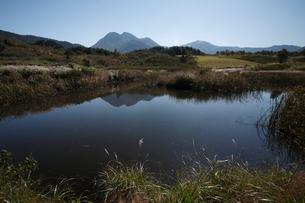 秋の飯田高原の写真素材 [FYI01601879]