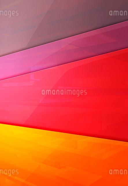 重なる色彩の面のイメージの写真素材 [FYI01601965]