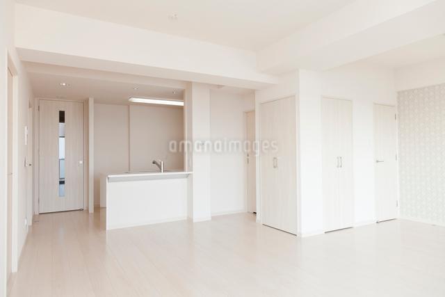 新築マンションの室内の写真素材 [FYI01601976]