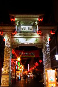 神戸南京町ランターンフェアの写真素材 [FYI01602546]