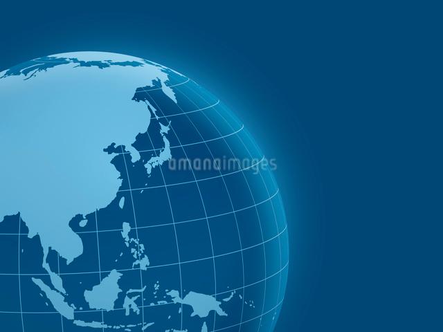 地球儀の写真素材 [FYI01602604]