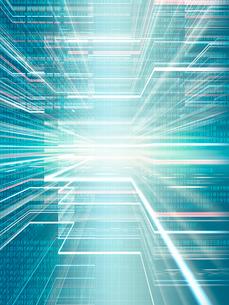 回路型高速ネットワークイメージの写真素材 [FYI01602709]