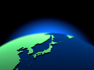 日本地図の写真素材 [FYI01602730]