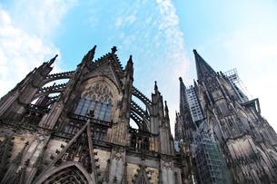 ケルン大聖堂の写真素材 [FYI01602781]
