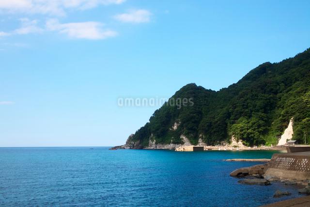 香住海岸の写真素材 [FYI01602816]