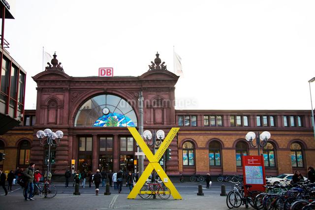 ドイツ鉄道ボン中央駅の写真素材 [FYI01602824]