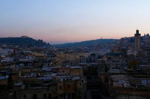 モロッコ フェズの写真素材 [FYI01603042]