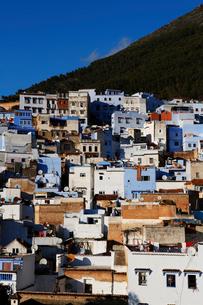 モロッコ シャウエンの写真素材 [FYI01603176]