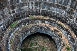 黒崎砲台跡の写真素材 [FYI01603325]