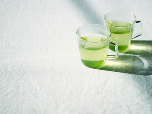 緑茶の写真素材 [FYI01603395]