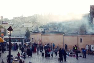 モロッコ フェズの写真素材 [FYI01603488]