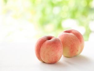 桃の写真素材 [FYI01603552]