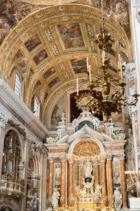 ジェズ ヌオーヴォ教会の写真素材 [FYI01603721]