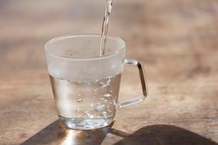白湯の写真素材 [FYI01603766]