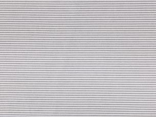 グレーと白のコットンのストライプの布の写真素材 [FYI01603825]