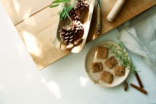 クッキーの写真素材 [FYI01603956]