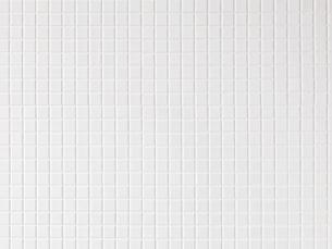 白いタイルの写真素材 [FYI01603959]