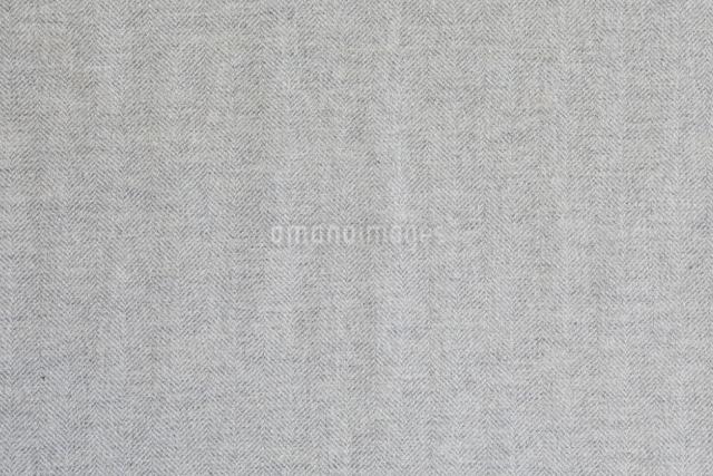 ウールのグレーの布の写真素材 [FYI01603967]
