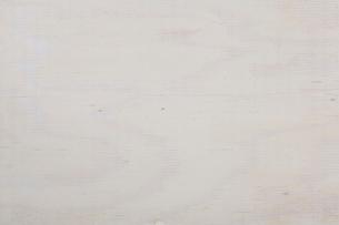 白く塗装した木の板の写真素材 [FYI01603998]