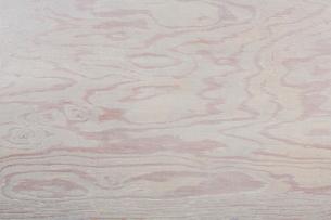 白く塗装した木の板の写真素材 [FYI01604283]