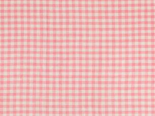 ピンクのチェックの布の写真素材 [FYI01604508]