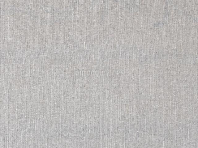 ベージュの麻の布の写真素材 [FYI01604558]